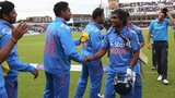 India win third ODI at Trent Bridge