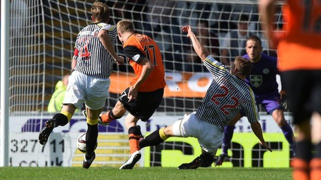 Highlights - St Mirren 0-3 Dundee United