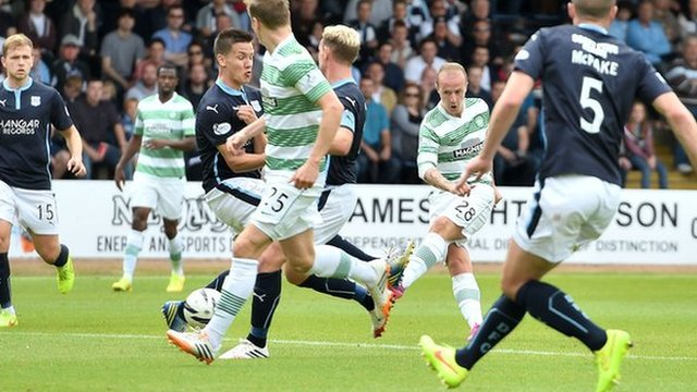 Highlights - Dundee 1-1 Celtic