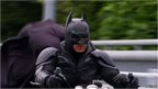 Japanese Batman, 'Chibatman', who dresses as the Caped Crusader to make people smile