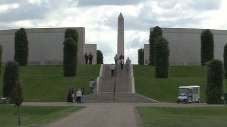National Armed Forces Memorial