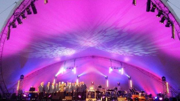 Darley Park Concert 2014