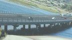 Rail/road bridge
