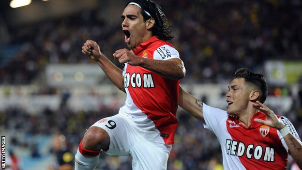 Radamel Falcao: Man Utd complete deadline-day loan