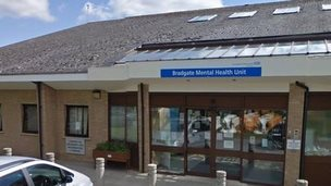 The nurse worked for Leicestershire Partnership NHS Trust, based at Bradgate Mental Health Unit
