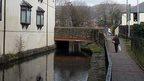 Canal near Herbert Street, Pontardawe