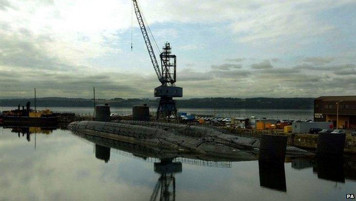 rosyth docks