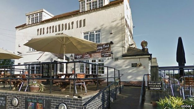 The Steamboat Inn