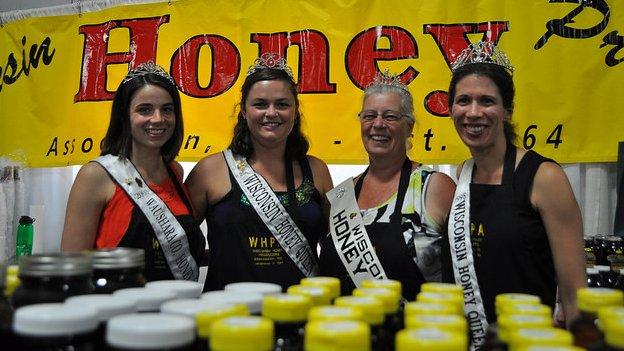 Former Wisconsin Honey Queens