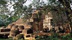 Nalanda University ruins