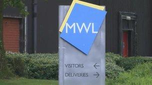 MWL Print Group, Pontypool