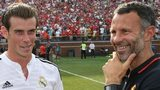 Gareth Bale and Ryan Giggs
