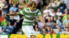 Celtic striker Teemu Pukki has joined Brondby on loan