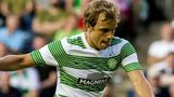 Celtic striker Teemu Pukki has joined Brondby on loan