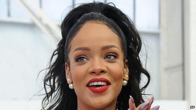Rihanna (May 2014)