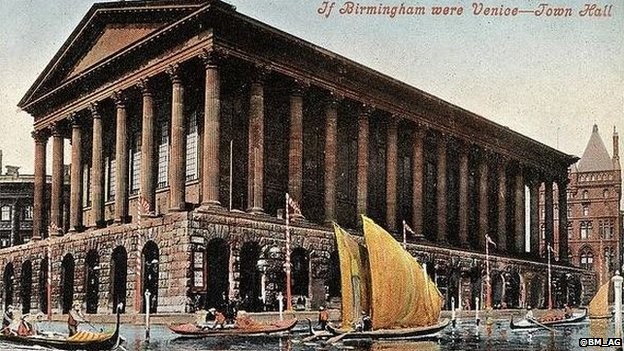 Birmingham Venice mock up