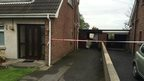 House where 91 year old man died in fire in Carryduff
