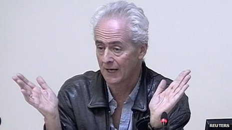 Nick Davies at the Leveson Enquiry