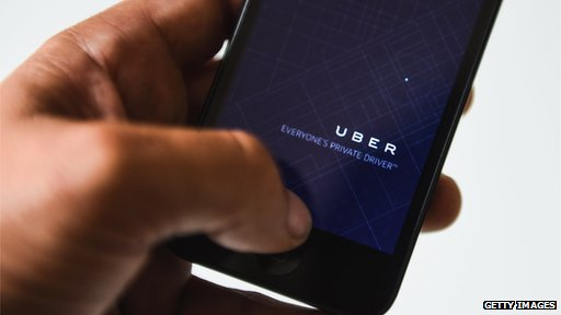 Uber banned across Germany by court...