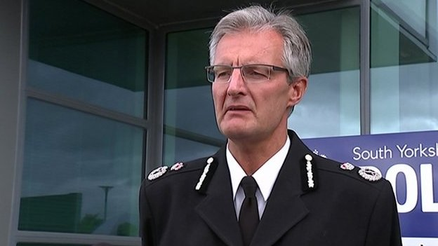 Chief Constable David Crompton