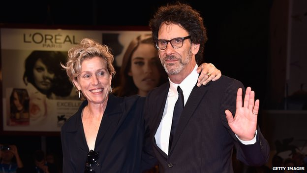 Frances McDormand and husband