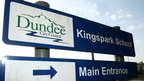 Kingspark sign