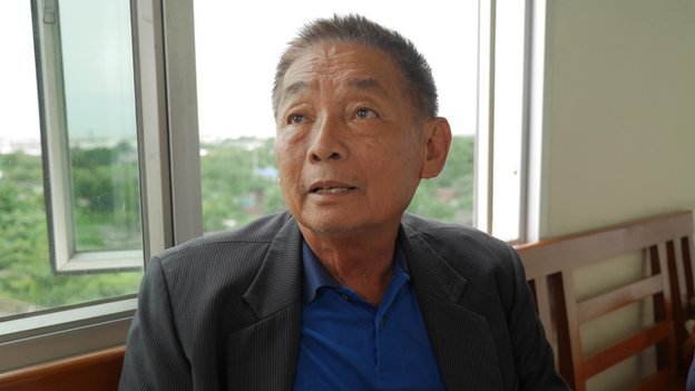Wirat Piyapornpaiboon, owner of Thailand's Natural Fruit company