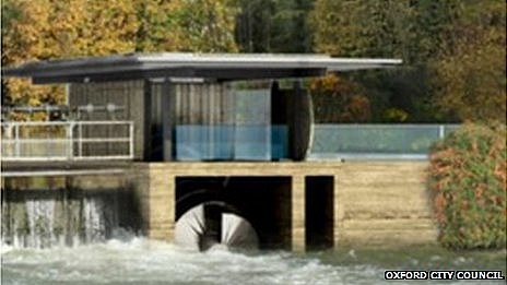 Osney Hydro