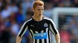 Newcastle midfielder Jack Colback