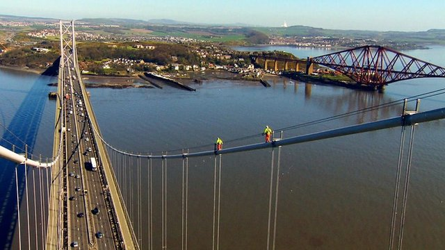 forth bridge - one from gallery