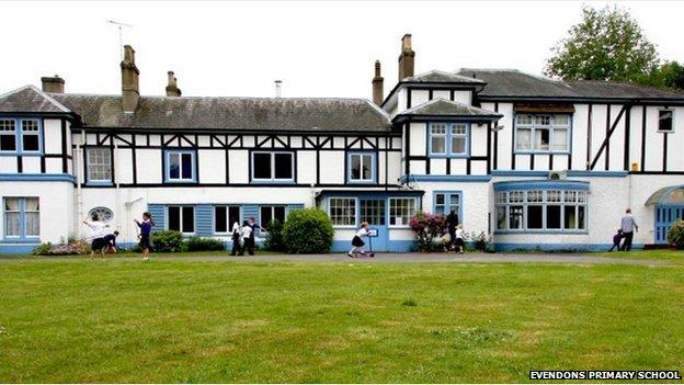 Evendons Primary School