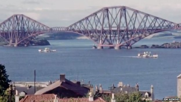 ferry and forth bridge