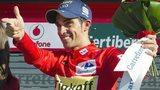 Alberto Contador, of Spain