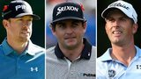 Hunter Mahan and Keegan Bradley and Webb Simpson