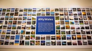 Delegates will be given the chance to have a snapshot view of Wales