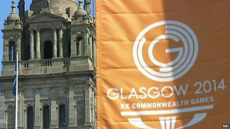 Commonwealth Games 2014 generic