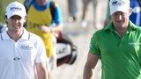 Rory McIlroy & Jamie Donaldson