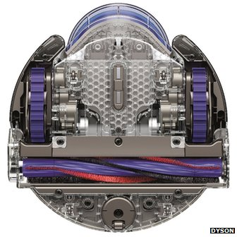 Dyson Robot Vacuum Cleaner Revealed In Japan Bbc News