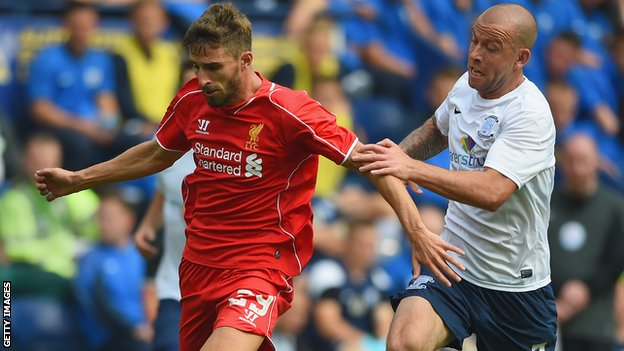 Fabio Borini in action