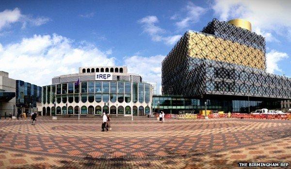 The Birmingham Rep Theatre