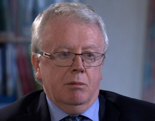 Auditor General for Northern Ireland Kieran Donnelly