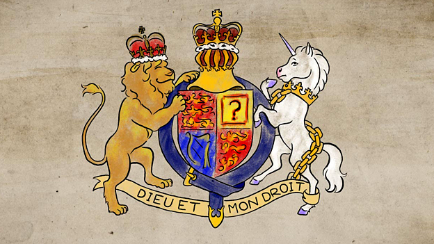 Illustration of Royal Coat of Arms
