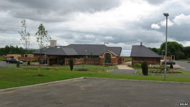 South Lanarkshire Crematorium
