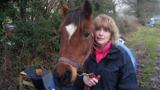 Police handout of Penelope Davis