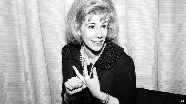 Joan Rivers in 1965