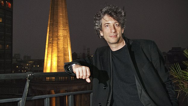 Sir Terry Pratchett and Neil Gaiman novel Good Omens set