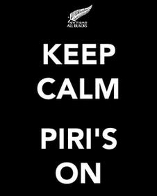 Piri Weepu poster campaign