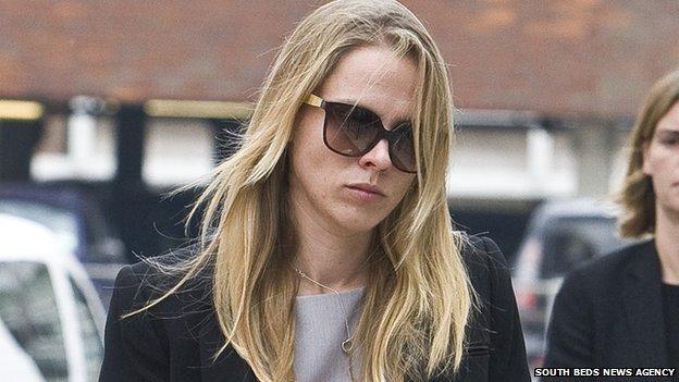 Teacher Emily Fox jailed for having sex with pupil
