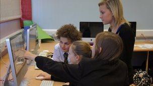 Create your School Report webpage