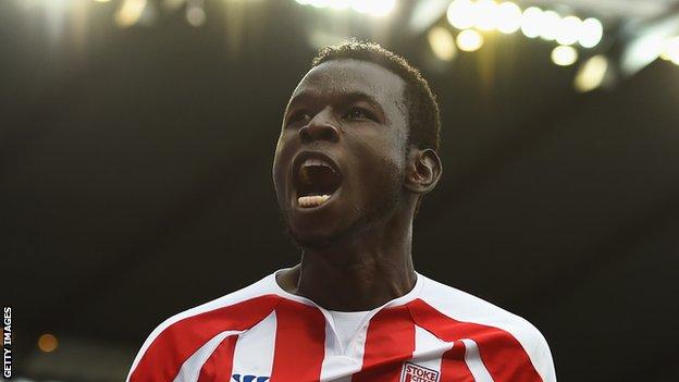 Senegal striker